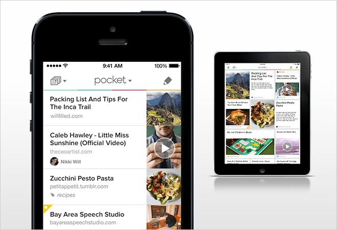 pocket productivity tools