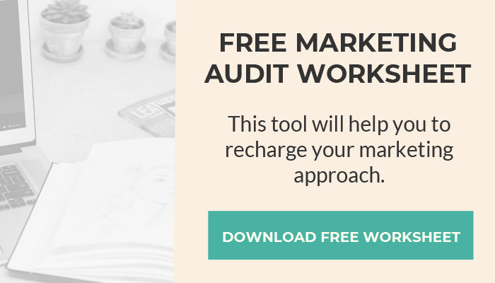 download free marketing audit worksheet