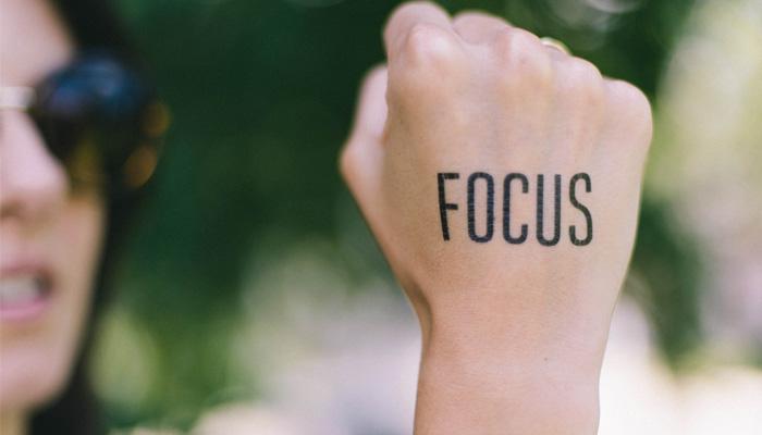 focus consistency