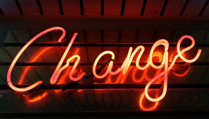changing bad habit
