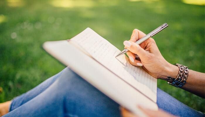 languishing journal